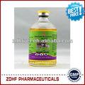 Certificado gmp de gluconato de calcio líquido oral 22%