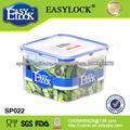Utensilios de cocina envases de plástico 900ml: PP y libre de BPA