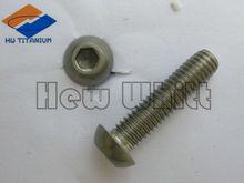 gr5 titanio tornillo ISO7380