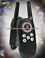 walkie talkie bajo costo canal 3 para niños
