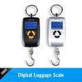 Entrega rápida Hotsale colgante digital de equipaje balanzas
