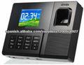 Lector biométrico de huella digital atención del tiempo KO-C030 Reloj de tiempo de la huella de la máquina
