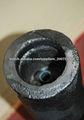 Courant imposé anode en fer de haute silicium