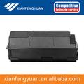 negro compatible de tóner de fotocopiadora para tk360 4020d kyocera impresora