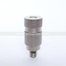 niebla de alta presión de la boquilla de pulverización para la refrigeración del sistema