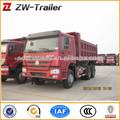 6*4 howo camión volquete 30t-40t 336hp/371hp