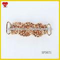 nuevo diseño elegante charmful de diamantes de imitación de calzado clips