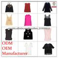 blusas de moda fabricante fábrica de ropa