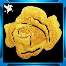 flor de bordado hermoso venta por mayor de alta calidad