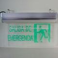Led 5, mantenido 3w luces de salida/salida de de emergencia/de salida de emergencia luz