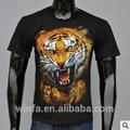 Territorios del noroeste... 3d t- shirt... Tigre... Más tamaño