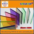 profesional de la fabricación de la película de PVB para vidrio laminado