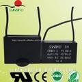 la nueva película de poliéster de ca motor eléctrico del ventilador del condensador 450 vac