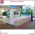 3d helado kiosco de diseño profesional con representaciones dentro de 2 días