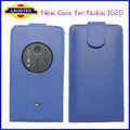Mobile Phone Accssories precio al por mayor de cuero del caso del tirón para Nokia Lumia 1020