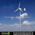 Caliente!El viento de turbina de 10kw casa para uso fuera de la red del sistema, wind generators fan blades frp