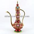 Decorativas de alta aleación de estaño lámpara de aladino( hsd- mc- 3369)