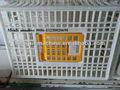 De pollo jaula de transporte/pollo coop