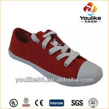 baratos yl7572 las mujeres inyección de pvc de calzado deportivo