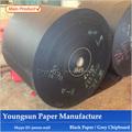 negro de papel liner negro qingdao de papel de papel negro