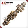Bajo precio 2830476 isbe 6- cilindro del motor cummins cigüeñal para camiones