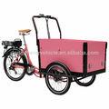 novo estilo de europa venda quente especializada bicicleta de carga