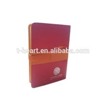 split junta libro de la pu de cuero de la cubierta para el sagrado corán