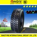 marque radiale sans chambre à air de pneus de camion
