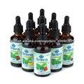 stevia edulcorante líquido orgánico, cero calorías, endulzar café / té