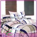 Drap de lit bon tissu pour l'ensemble de literie pour adultes