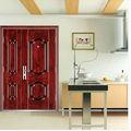 puerta acordeón acero ( YF-SM10)