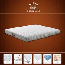 de fibra de palma de látex del colchón