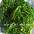bocadillo japonés de ensalada de algas marinas