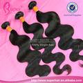 Extensiones de cabello lima peru, extensiones de cabello tejido, peruana de rosa la onda del cuerpo 4 paquetes