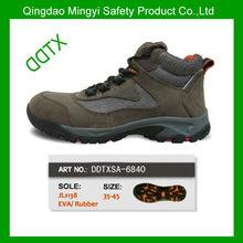 DDTXSA-6840 zapatos de seguridad de cuero de moda