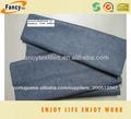 cor índigo denim tecido de algodão stocklot