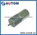 12 V dc motor del engranaje GM25-370 para persiana