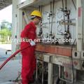 8 3672kg tubo de carga y camiones traielrs
