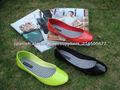 Muchos colorean los zapatos