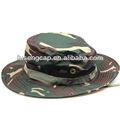 venta al por mayor de camuflaje militar boonie sombreros