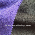tela de lana de paño grueso y suave de la sombra de espina de pescado