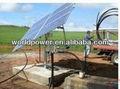 chino alimentado por energía solar de agua de riego de la bomba de agua sumergible bombas