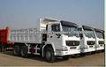 SINOTRUK HOWO voqluete-dumper truck