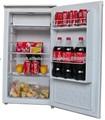 75L compacto refrigerador con pequeño congelador