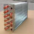 High Quality condenser with copper tube aluminum fin