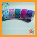 Fabricante de una cara impresa cinta adhesiva de tela