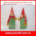 decoración Navidad de arranque carta