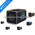 Multifuncional cámaras de seguridad Mini Speaker cámara oculta con visión nocturna
