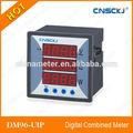 Dm96-uip digital de voltaje, actual, potencia de medidor combinado