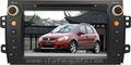 dvd para el coche gps para suzuki sx4 2006 2007 2008 2009 2010 2011 2012